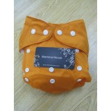 mammahouse diaper - orange