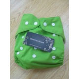 mammahouse diaper - green