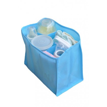 Bag organize blue