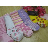 Baby long sock - girl style (1-4 yrs)