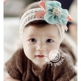 Baby Headband - Korean Flower