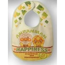 Baby Bib - Anpanman New Yellow