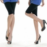 Short Legging - Above Knees Black