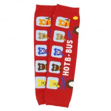 Baby Legging - Bus Red