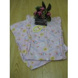 Mamma Pajamas - Long Cherry Pink (1 set)