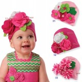 Baby Hat - Lovely Flower 3