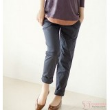 Maternity Pants - Working Long Black (S~XXL)
