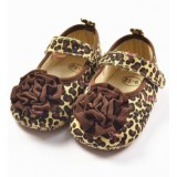 Baby Shoes - Rose Brown