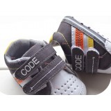 Baby Shoes - Code Grey