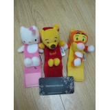 Baby Rattles - Long Pooh