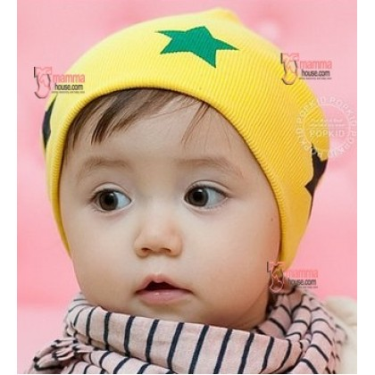 Baby Hat - Star 4 colors
