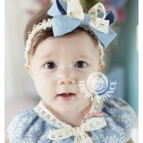 Baby Headband - Korean Lace