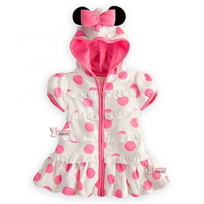 Baby Coat - Polka Minnie Jacket