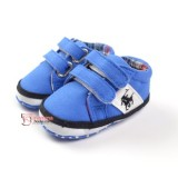 Baby Shoes - Polo Sky Blue