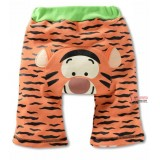 Baby Long Pants - Disney Tigger (Orange)