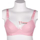 T Nursing Bra - Fresh Pink (size 42/95)