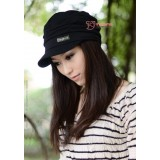 Mamma Confinement Cap - Wave Black