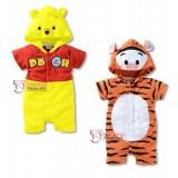 Baby Clothes - Romper Disney Tigger or Pooh