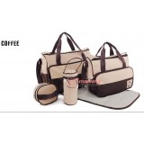 Mamma Bag - 5 pcs Coffee