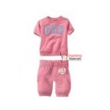 Baby Clothes - 2 pcs GAP Sport Pink