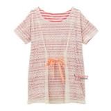 Nursing Tops - JP White Lace Pink