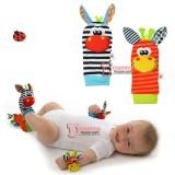 Baby Footfinder - Giraffe (1 pair)