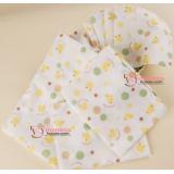 Baby Towel & Handkerchief Set